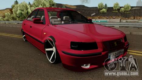 Ikco Samand LX Sport for GTA San Andreas