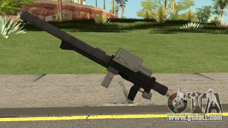 New Rocket Launcher HQ for GTA San Andreas