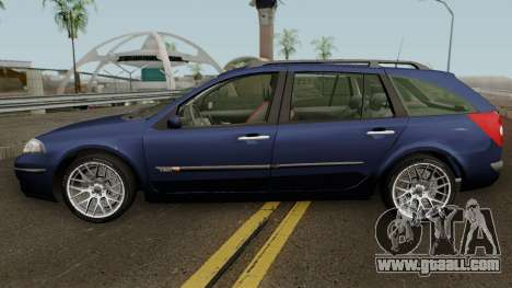 Renault Laguna Mk2 SW Facelift for GTA San Andreas left view