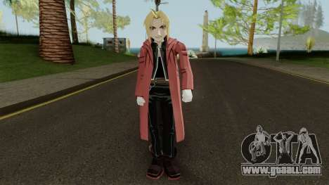 Edward Elric for GTA San Andreas