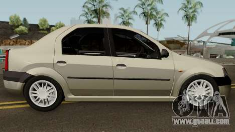 Dacia L90 Iranian for GTA San Andreas