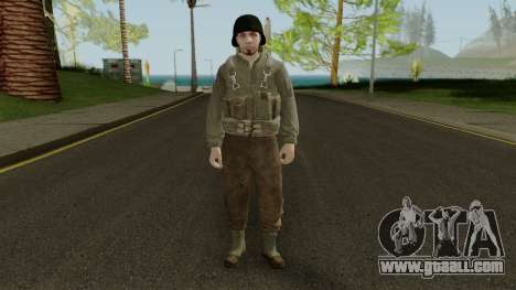 Skin Random 103 (Outfit WW2) for GTA San Andreas second screenshot