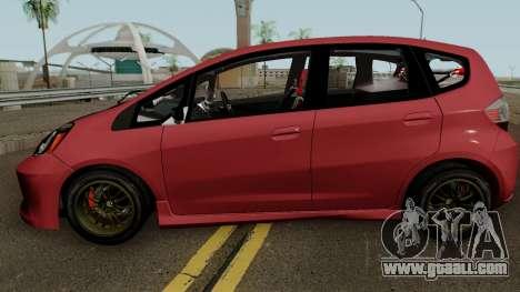 Honda Jazz Fit GE for GTA San Andreas