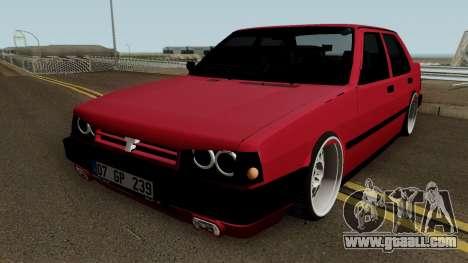 Tofas Dogan SLX for GTA San Andreas