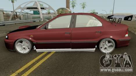 Ikco Samand Full Sport for GTA San Andreas