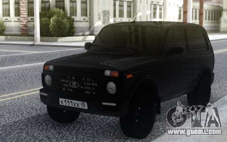 VAZ 2121 urban for GTA San Andreas