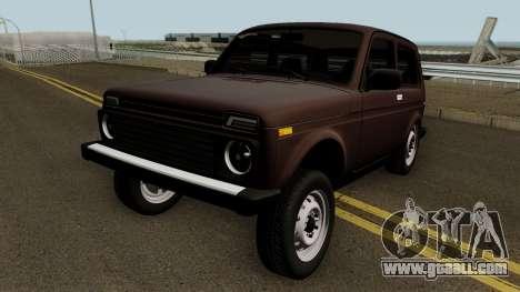 VAZ 2121 Niva Azelow for GTA San Andreas