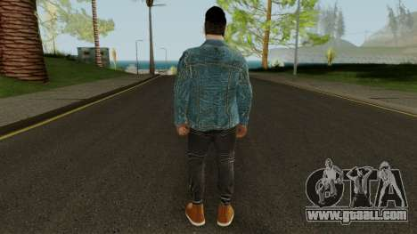 Guru Randhawa for GTA San Andreas