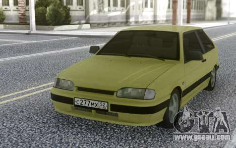 VAZ 2113 Samara for GTA San Andreas