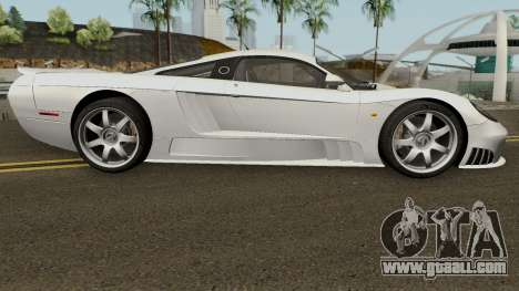 Saleen S7 2004 for GTA San Andreas