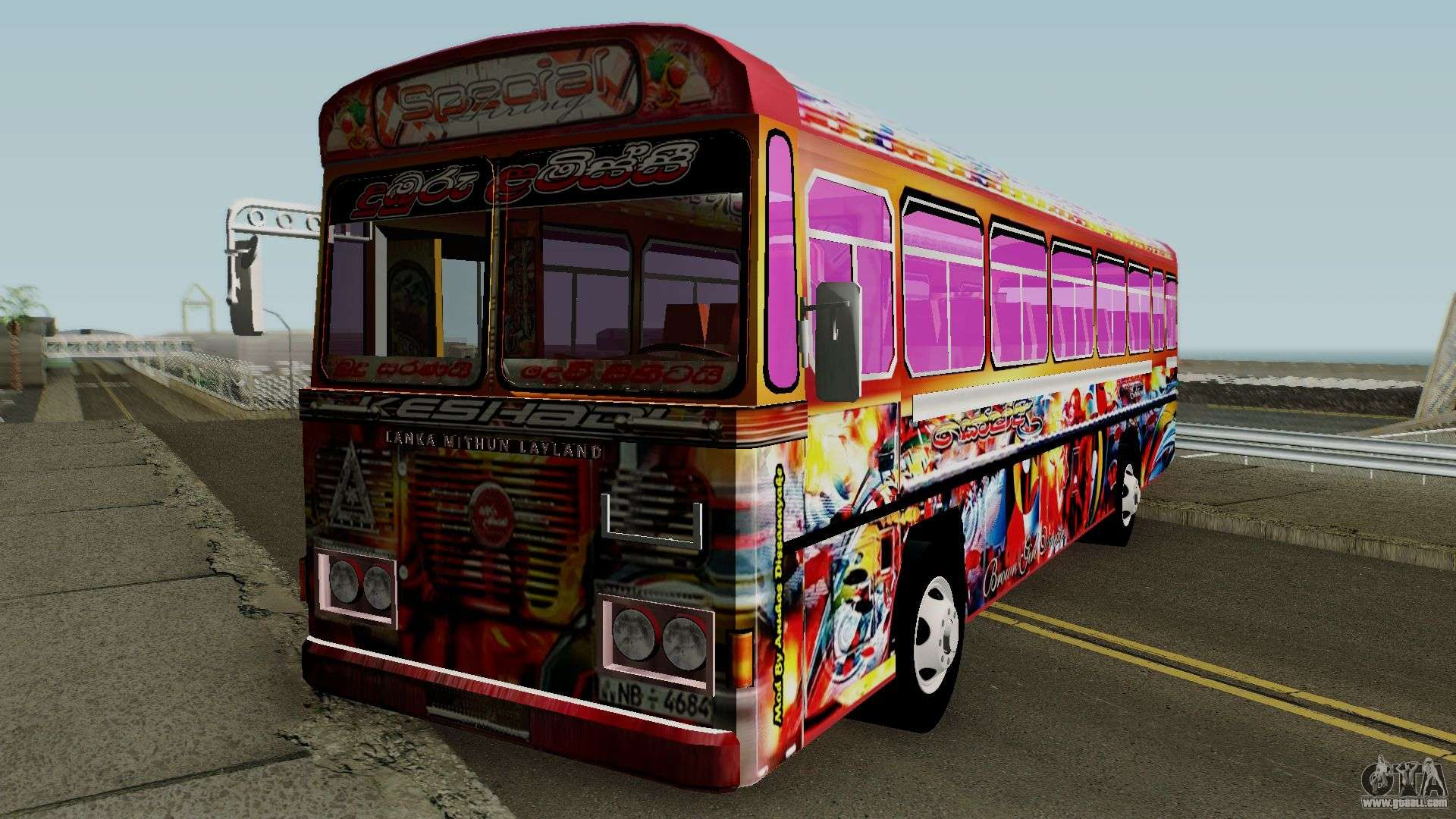 Bus for gta san andreas — page 3.