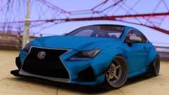 Lexus RS-F for GTA San Andreas