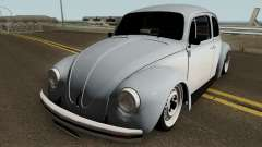 Volkswagen Beetle 1972 for GTA San Andreas