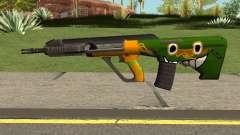 AUG A3 PUBG Edition: Rainforest for GTA San Andreas