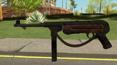 COD-WW2 - MP-40 for GTA San Andreas