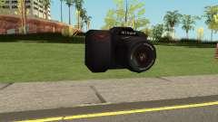 New Camera Nikon HQ for GTA San Andreas