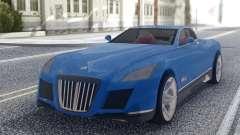 Maybach Exelero Coupe for GTA San Andreas