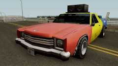 Picador CONSIGAZ - Beta - TC GTA Brasil for GTA San Andreas