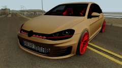 Volkswagen Golf 7 GTI SlowDesign