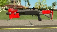 Shotgun Fortnite for GTA San Andreas