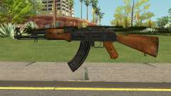 AK-47 (Soldier of Fortune: Payback) for GTA San Andreas