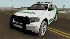 Dodge Durango San Andreas Park Ranger 2011 for GTA San Andreas