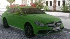 Mercedes-Benz CLS63 sAMG 2014 for GTA San Andreas