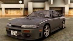 Nissan Silvia S14 Nismo 270R for GTA San Andreas