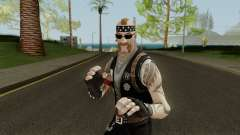 Fortnite Biker Skin - Backbone for GTA San Andreas