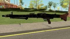 COD-WW2 - MG42 for GTA San Andreas