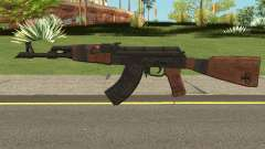 Battle Carnival AKM SKIN 1 for GTA San Andreas