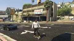 Skate V Plus 1.1 for GTA 5
