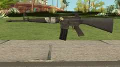 Colt Model 715 Bad Company 2 Vietnam for GTA San Andreas