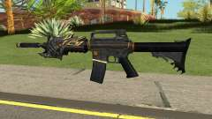 M4A1-S Beast for GTA San Andreas