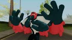 BEN 10 FOUR ARMS SKIN for GTA San Andreas