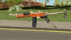 PS2 LCS Beta Ruger for GTA San Andreas
