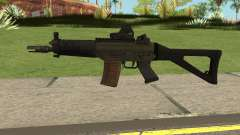Battle Carnival SIG SG-552 for GTA San Andreas