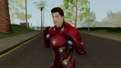 Tony Stark Infinity War for GTA San Andreas
