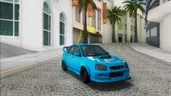 Subaru Impreza WRX STI 2003 LPcars for GTA San Andreas