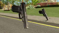 Cry of Fear Glock 19 Stock for GTA San Andreas