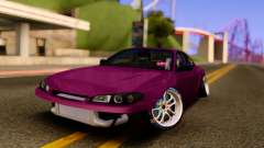 Nissan Silvia S15 Street Racing for GTA San Andreas