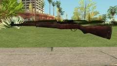 COD-WW2 - M1 Garand for GTA San Andreas