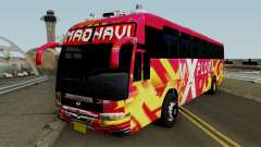 MADHAVI MOTORS KERALA BUS for GTA San Andreas