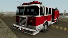 FireTruck IVF for GTA San Andreas