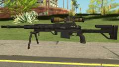 Call od Duty: Online - CheyTac M200 for GTA San Andreas