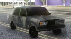 VAZ 2107 Hobo Grey for GTA San Andreas