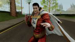 Shazam From DC Unchained for GTA San Andreas