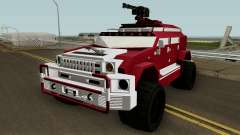 HVY Menacer GTA V for GTA San Andreas