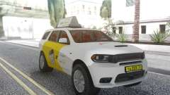 Dodge Durango SRT Yandex Taxi for GTA San Andreas