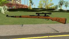 Karabiner 98K Sniper Rifle V2 for GTA San Andreas